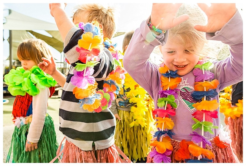 First Class Education and Care_Why Choose Our Centre_Hula Dancing